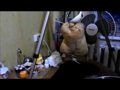 Китайская кухня: Утка По-Пекински (Peking Duck)