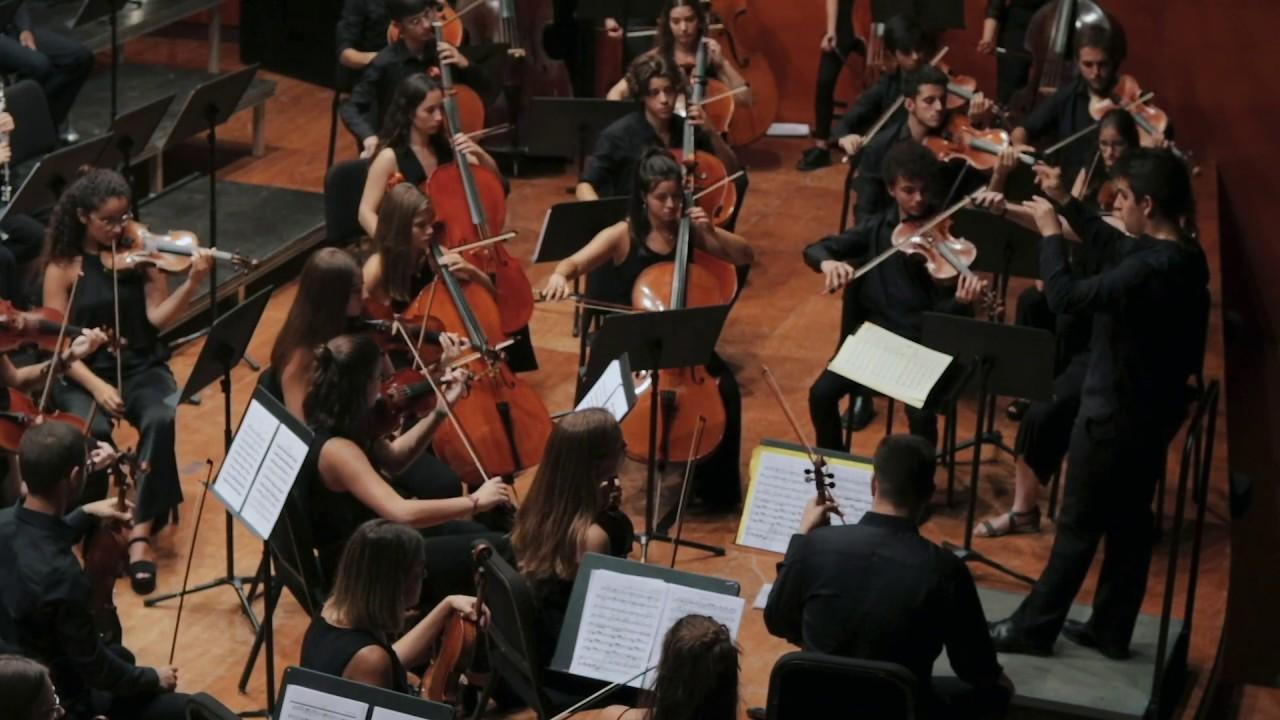 EOIB - A.Dvorák: Simfonia núm.8: II. Adagio