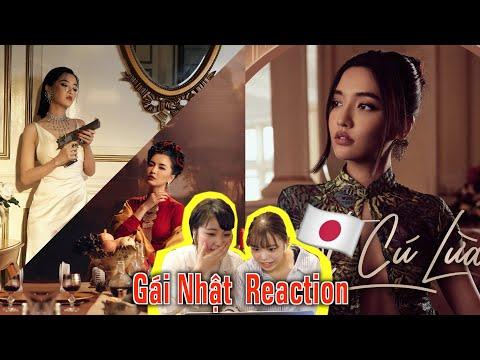 Gái Nhật REACTION MV Một Cú Lừa – Bích Phương