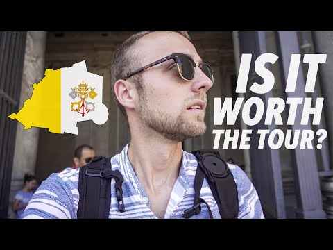 Exploring VATICAN CITY: Is It Worth The Tour?