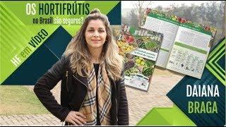 HF em Vídeo: Os hortifrútis produzidos no Brasil são seguros?
