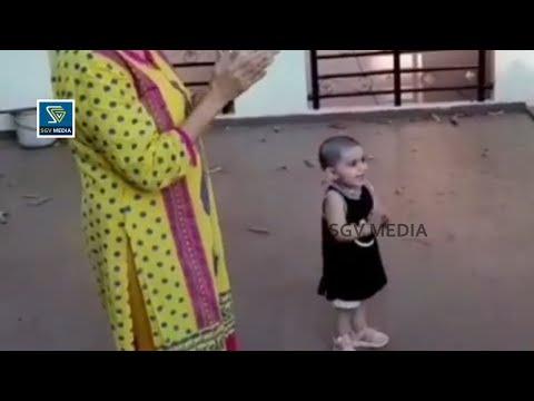 Ayra Yash Clapping Video | Ayra Yash New Video | Rocking Star Yash Daughter | Radhika Pandit Baby