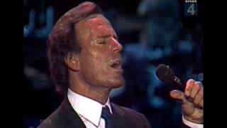 Julio Iglesias - Brasil Medley [Live in Moscow, 1989] (HD)