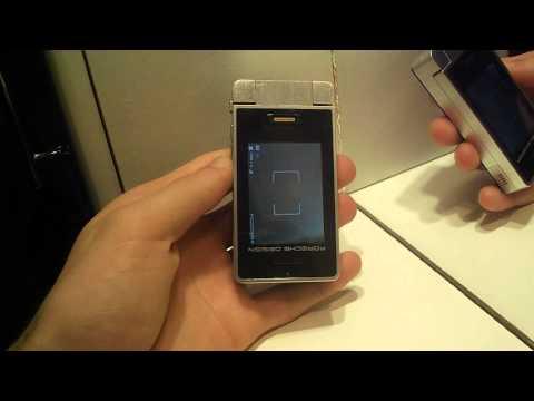 Porsche Design P9521 luxury phone for sale on eBay