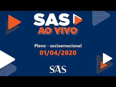 Socioemocional - Aula Inaugural - 01/04