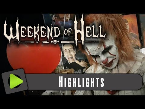 Weekend of Hell 2017 🔥 Highlights