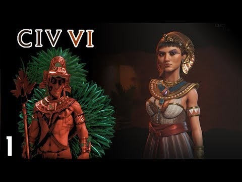 Civilization VI - Rise of the Aztecs