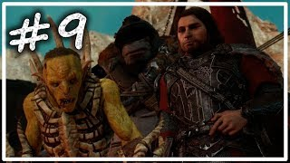 Погоня за Брузом [Shadow Of War #9] | [ULTRA 1440p60]