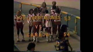 Latin Liberators Roller Derby Canadian All Stars Part 3