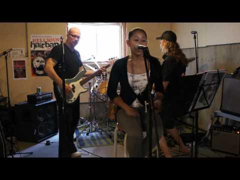 D'yer Maker Cover - Naomi + Freshwater Sharks