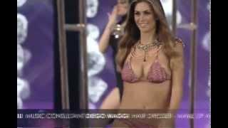 Federica Nargi  Melissa Satta Calzedonia Summer Show 2013 hot sex