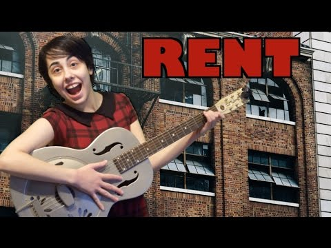Musical of the Month: RENT!