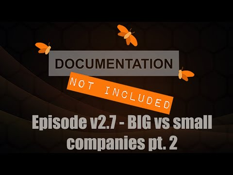 Episode v2.7: BIG vs small Companies pt.2