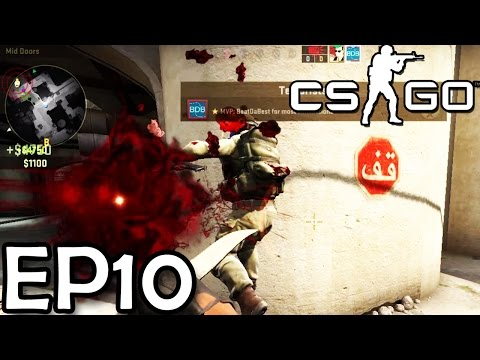 CS:GO Gameplay EP10 Pro-90 And McLovin
