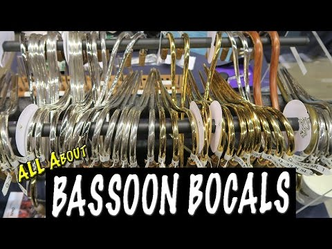 All About BASSOON BOCALS