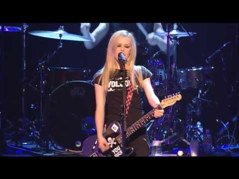 Avril Lavigne -  Don't Tell Me [Live at Budokan] [Japan] The Bonez Tour 2005 #HD