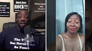 Tommy Sotomayor vs Fyebabe - As Youtube Turns
