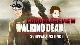 НОВЫЙ ПРОЕКТ ОТ КАНАЛА - GoodBadReview: Walking Dead: Survival Instinct