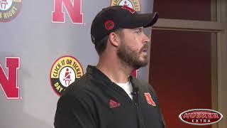 Watch: Chinander on Wisconsin loss, Northwestern prep
