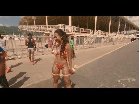 Trinidad Carnival Monday 2018 (Machel Montano x Superblue: Soca Kingdom)
