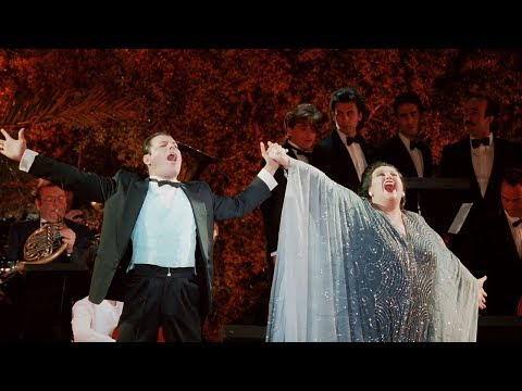 Freddie Mercury & Montserrat Caballé - Barcelona - Ku Club Ibiza 1987 [HD] Mp3