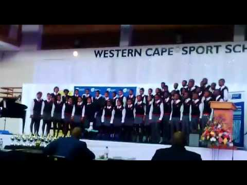 Concordia High school choir2016-ingoduso...  Knysn