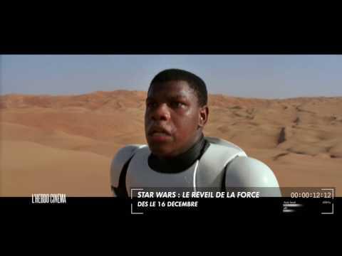 Star Wars : Le reveil de la force, Carol, La tour montparnasse infernale 2 - La BA de Francois