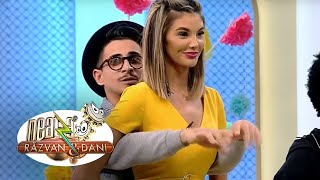 Jocul mima, in stilul Neatza! Ramona si Razvan Simion vs. trupa Madinga! Cine castiga