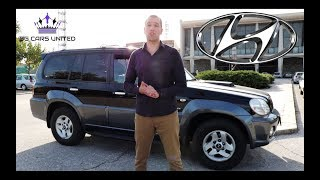 Hyundai Terracan - Много кола за малко пари | BG Cars United