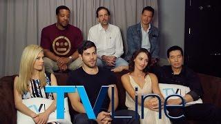 "Video ""Grimm"" Cast Interview at Comic-Con 2015 - TVLine download MP3, 3GP, MP4, WEBM, AVI, FLV Desember 2017"