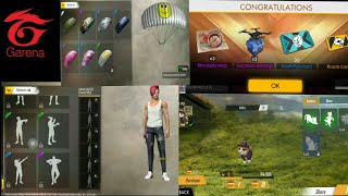 FREE FIRE 2019 Update & Shop tricks in Tamil | TRICKY TAMIZHA |