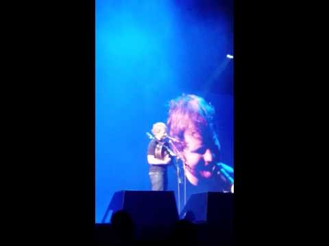Ed Sheeran Make it rain  Albany NY