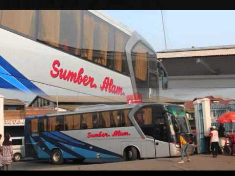 Po Sumber Alam - Legacy SR-1 with Volvo Engine