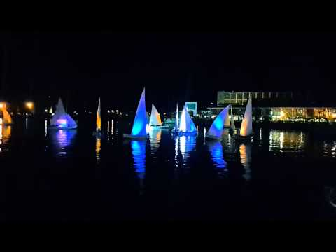 PORLWI by light - Harbour Waterfront - Mauritius
