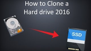 How to clone a hard drive 2016 ( Arcronis true image)