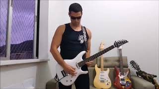 🔴Joe Satriani New song 2017 from What Happens Next Album - Headrush (Ivan Melchiades Guitar Cover)
