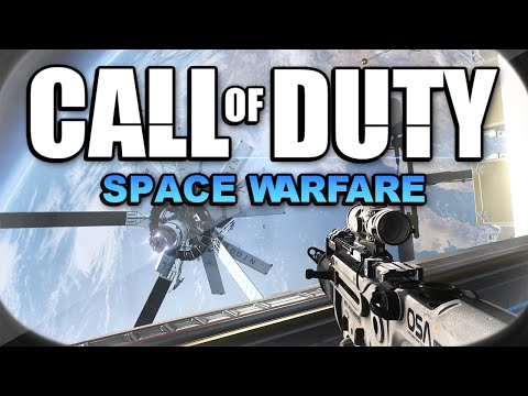 Call of Duty: SPACE WARFARE!?