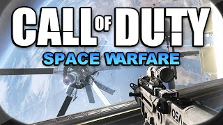 Call of Duty: SPACE WARFARE!?