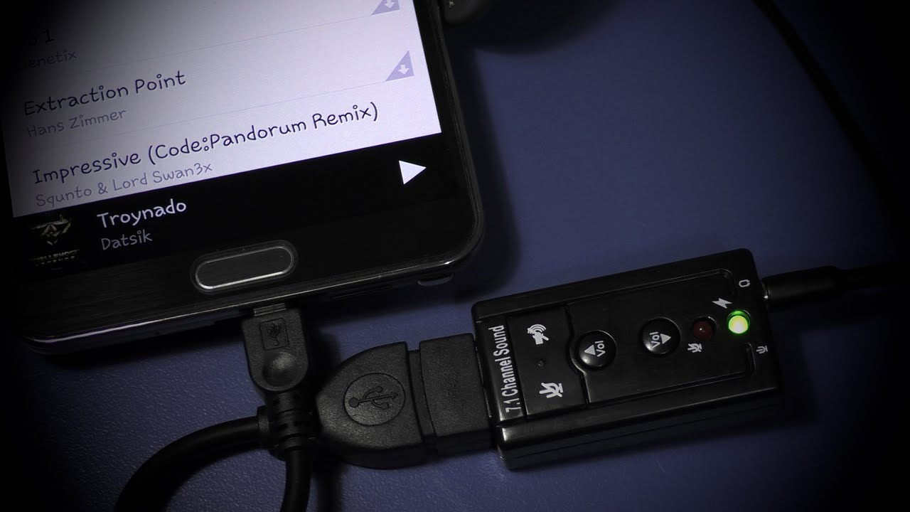 Внешняя USB-звуковая карта. Стоит ли покупать? - YouTube