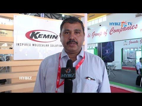 Kemin Industries South Asia Pvt Ltd, Sureshkumar | Poultry Exhibition 2017