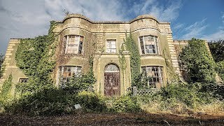 ABANDONED MILLIONAIRE'S MANSION DESERTED FOR OVER A DECADE