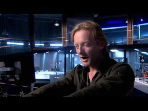 Cutters Odyssey with Douglas Henshall part 1