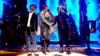 BOSSON / LOLITA / Dima Bilan - ABBA on Russian- Thank You For the Music