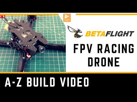 How to Build A FPV Racing Drone & How to Configure Betaflight and Blheli #DIY #HOWTO #DRONE