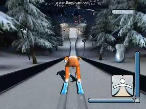 RTL Skispringen 2006 Part 1
