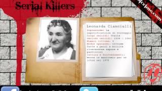 biografie serial killer - LEONARDA CIANCIULLI ---WWW.HALLOFCRIME.COM---