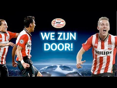 PSV Eindhoven ►Champions League Dream ● 2015-2016 ● ᴴᴰ