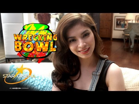 Part 2 Angel Locsin answers questions from the Wrecking Bowl