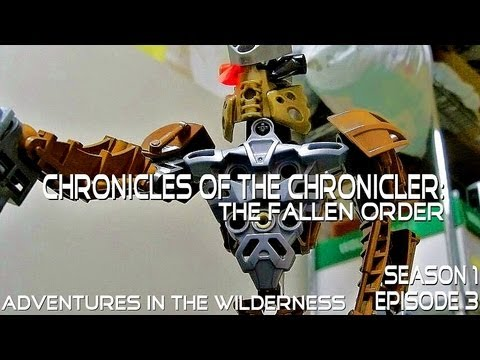 Chronicles of the Chronicler: The Fallen Order - Episode 3: Adventures in the Wilderness