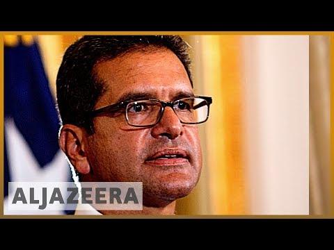 Puerto Rico: Senate says new governor is illegitimate